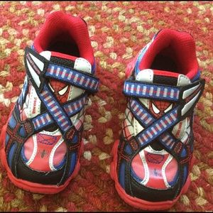 Marvel Spiderman Sneakers